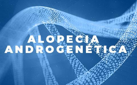 Banner de introdução ao tema alopécia androgenética