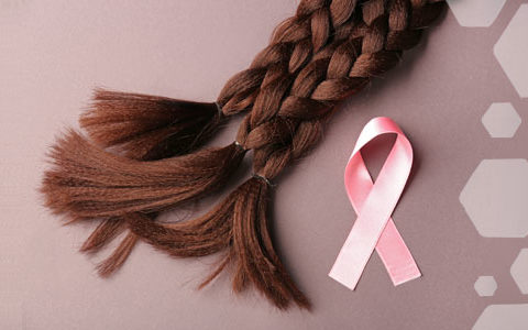 laço do combate ao câncer