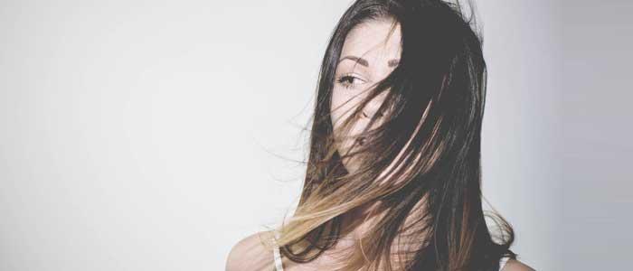 queda de cabelo feminina