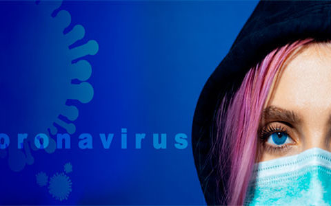 coronavírus e cabelos