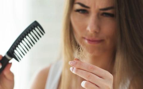 como diminuir a queda de cabelo